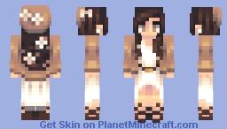 Fall Breezes Minecraft Skin