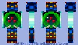 Baby Metroid Minecraft