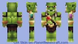 Durbulûk - Orc Commander Minecraft