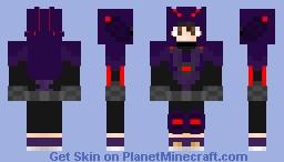 Hiro Hamada - Big Hero 6 Minecraft Skin