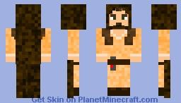 Qui-gon Jinn Minecraft Skin