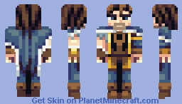 Talion Minecraft Skin