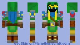 The Link Minecraft Skin