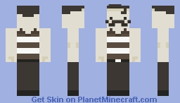 Carney Too Late! Minecraft Skin