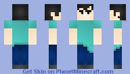Dann - VertexMC Character HD Smooth skin. Minecraft Skin