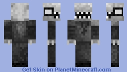 Off by Mortis Ghost- Bad Batter Minecraft Skin
