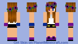 a old skin i made :P Minecraft Skin