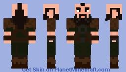 Dwarf Minecraft Skin