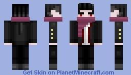 Gundam Tanaka *REQUEST* Minecraft Skin