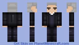 Agent Gibbs NCIS oldmanguy Minecraft Skin