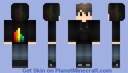 Ninja Challenge Minecraft Skin