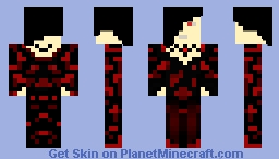 The Lord Of Redstone Minecraft Skin