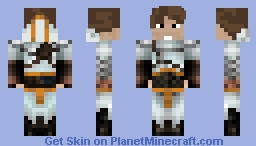 Masyaf Assassin Minecraft Skin