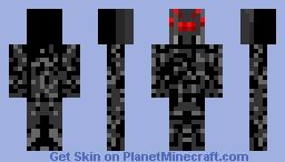 Spider Dude Minecraft Skin