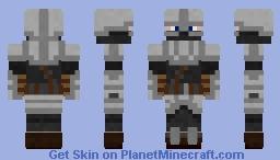 [Spear-Lance Warrior]-[1.8] Minecraft Skin