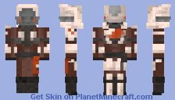 Destiny: Titan Minecraft