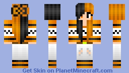halloween? :P Minecraft Skin