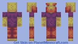 Age of Skinning (PBL Week 2) Minecraft