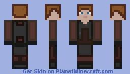 Anakin Skywalker (MC Real Creation) - Pixel Style