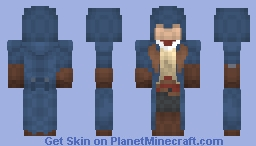 Arno Dorian now 1.8 Minecraft