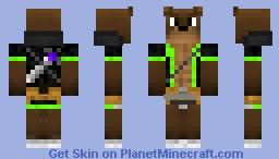 Sixpack Bear
