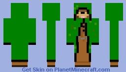 Hood Bear Minecraft Skin