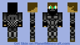 an hero of Expellor Minecraft Skin