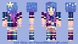 Fallen Star ✩彡 Minecraft Skin