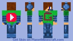 My Minecraft Skin!
