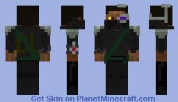 MTsteel rogue Minecraft Skin