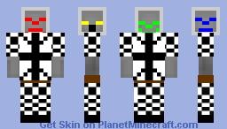 MultiPersonalityRobot