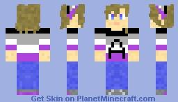 My Pride Minecraft Skin