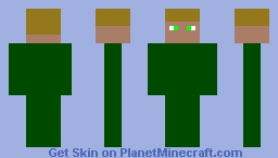 new recruit female ( alex version ) Minecraft Skin