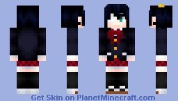 Rikka Takanashi ♦ Chuunibyou demo koi ga Shita ♦ 1.8 ♦  ςђєггץ Minecraft Skin