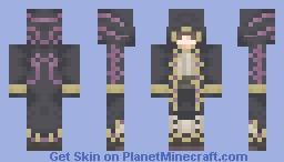 Robin - Fire Emblem Awakening Minecraft Skin