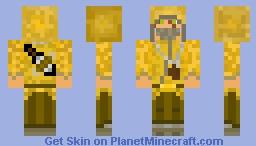 Dusk Assassin Minecraft Skin