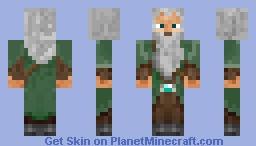 Mage Skin Minecraft