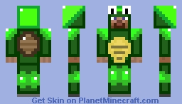"""(MC Character) 3rd Creation - (Requested by """"BiggyDustyG"""" in MC)"""