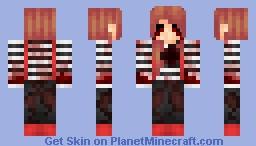 Minecraft Halloween Skin