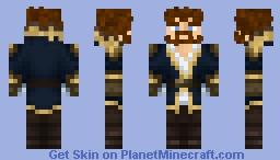 """""""A Journey Ahead"""" An Adventurer Skin Minecraft Skin"""