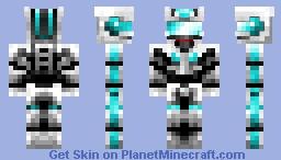 tech dude Minecraft Skin