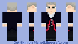 12'th Doctor Series 8 Outfit (Peter Capaldi) old skin Minecraft Skin