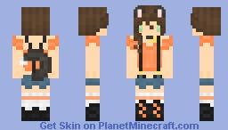 Reinbow Request (First Alex model!) Minecraft Skin