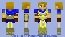 Warcraft : Arthas Menethil Minecraft Skin