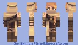 WC / Assassin Minecraft Skin