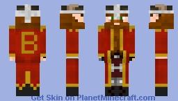 BHjr132 - 1.8 Minecraft Skin