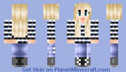 Blonde Miner