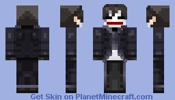 Hei - Darker Than Black (Request) Minecraft Skin