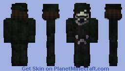 V Minecraft Skin