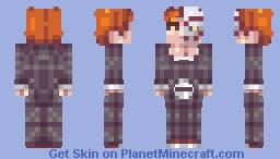 Ichigo Kurosaki | Bleach Minecraft Skin